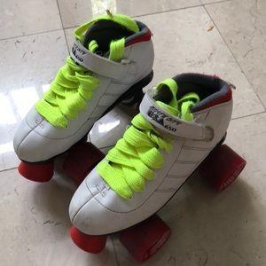 Skate City Speedster USA 650 speed skates 6.5 W